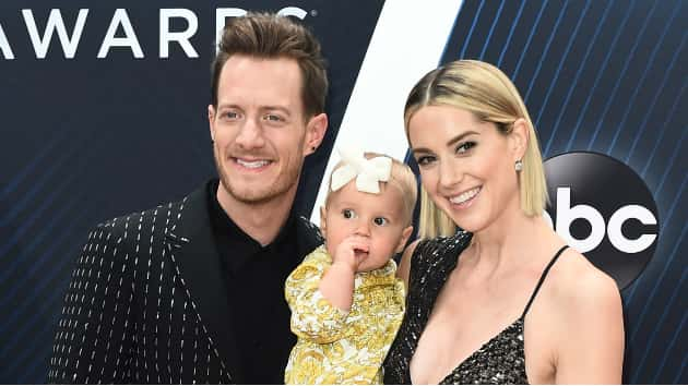 """It's """"Meant To Be"""": FGL's Tyler Hubbard And Wife Hayley"""