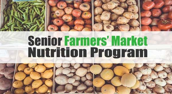 Senior Farmer's Market Coupon Books Available In 5
