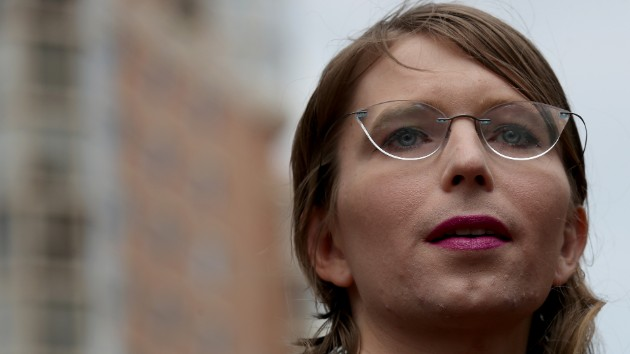 Chelsea Manning Ordered Back To Jail For Defying Grand