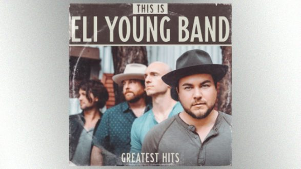 """""""Love Ain't"""" Is #1 For Eli Young Band"""