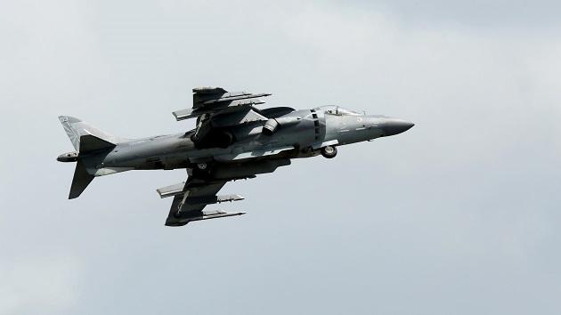 Marine Jet Crashes In North Carolina, Pilot Ejected Safely