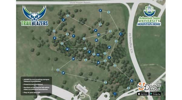Disc Golf Tourney Set For Red, White And Blue Festival