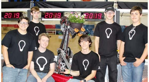 MH Robotics Team Wins Inaugural Competition