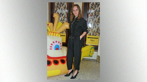 Paul Mccartney S Daughter Stella Introduces Yellow Submarine Inspired Clothing Line Ktlo
