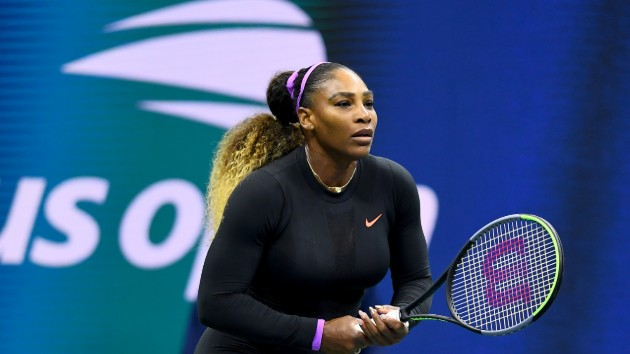 Serena Williams Advances To Third Round Of US Open After