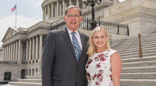 MHHS Grad Completes Internship With U.S. Senator John