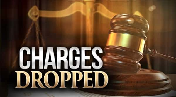 Charge dropped, at least for now, in woman's fatal fall