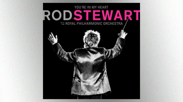 Rod Stewart To Release Orchestral Album 'You're In My