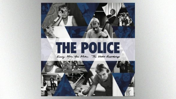 Six Cd Version Of The Police S Every Move You Make Box