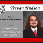 Trevan Hudson: Trevan is a 4 year letterman in Basketball and Baseball.  He was a member of the Fishing Team and served his school as a Fire Marshall.  Trevan will be attending ASUMH Tech Center in the fall.  He is planning a career in Welding.