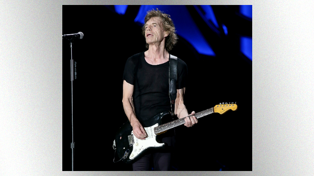Mick Jagger-signed guitar being auctioned to raise money for Prince Albert of Monaco's charity