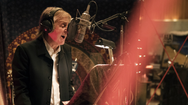 """""""Come On to Me"""" x 3: Paul McCartney debuts a second and third video for new single"""