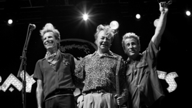 Stray Cats mounting 40th anniversary tour in 2019, strutting into studio to record a new album