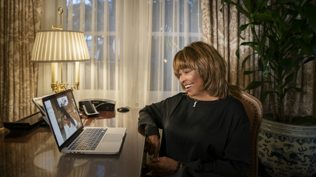 Tina Turner tells Oprah Winfrey about the last conversation she had with her son before his suicide