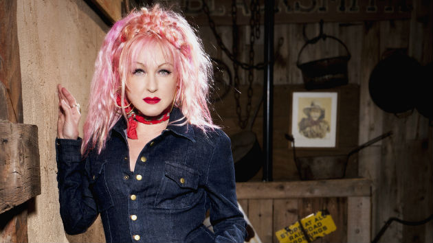 Cyndi Lauper's 2018 Home for the Holidays benefit concert to feature Natalie Merchant, Bebe Rexha & more