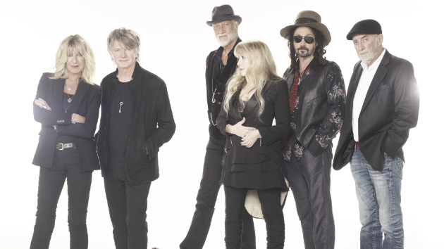 Fleetwood Mac postpones two concerts, reportedly because of Stevie Nicks' vocal issues