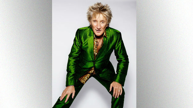 """Rod Stewart's son is bullied at school: """"Silly things people say about his dad"""""""