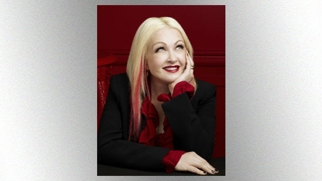 """Girls just wanna have trophies: Cyndi Lauper to receive Icon Award at """"Billboard"""" Women in Music event"""