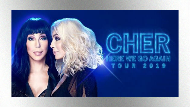 """Cher on touring: """"I just want to do it 'til I'm finished"""""""