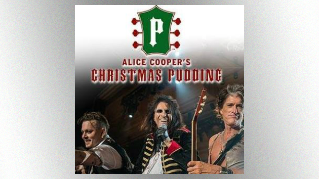Joe Perry to miss Alice Cooper's 2018 Christmas Pudding charity concert on Saturday