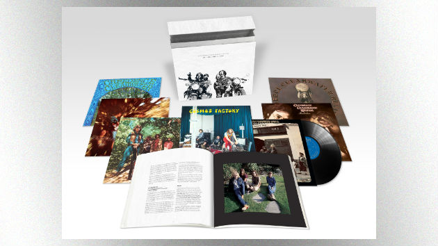 """CCR's Doug """"Cosmo"""" Clifford says remastered LPs in band's new vinyl box set sound """"a lot cleaner [and] warmer"""""""