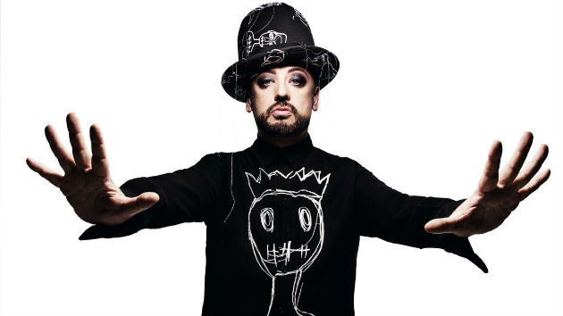 Watch now: Culture Club's Boy George goes makeup-free in new video for the first time