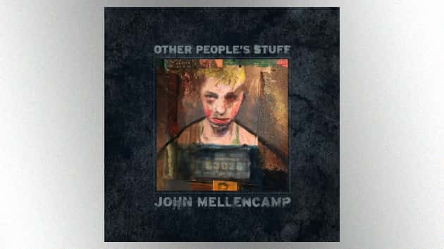 "Hot ""Stuff"": John Mellencamp's new album, ""Other People's Stuff,"" debuts at #7 on ""Billboard"" 200"