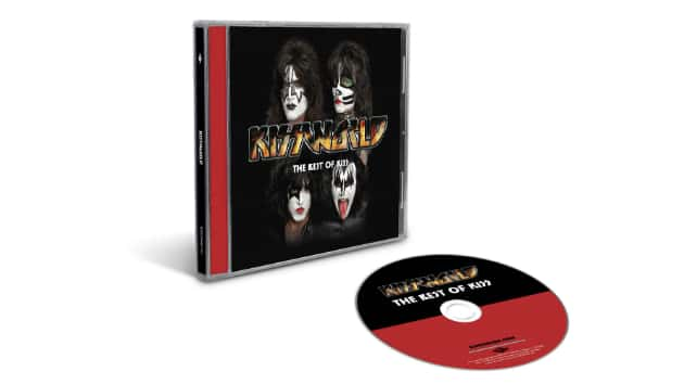 "KISS releasing new compilation, ""KISSWORLD,"" in conjunction with launch of 2019 farewell tour"