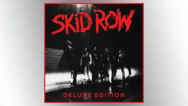 Expanded 30th anniversary reissue of Skid Row's self-titled debut released digitally