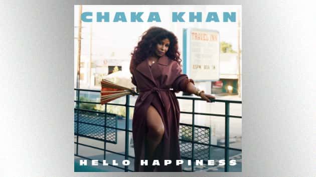 "Chaka Khan releasing new album, ""Hello Happiness,"" next month; check out video for title track now"