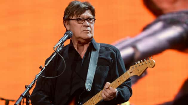 The Band's Robbie Robertson to receive Lifetime Achievement Award from Canadian music industry