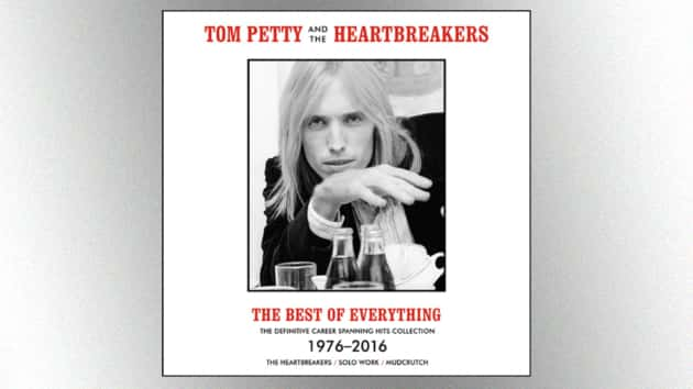"""Listen to previously unreleased Tom Petty song, """"For Real,"""" from the upcoming compilation """"The Best of Everything"""""""