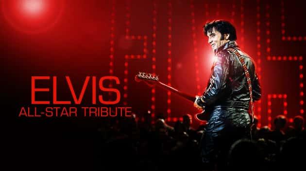 "Tune in Sunday for ""Elvis All-Star Tribute"" featuring John Fogerty, Mac Davis, Adam Lambert and more"
