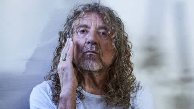 Watch Robert Plant performing with his new side project, Saving Grace