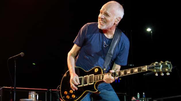 Peter Frampton to launch farewell tour in June featuring opener Jason Bonham's Led Zeppelin Evening