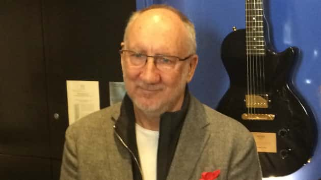 """Pete Townshend taking vacation before finishing new Who album: """"I need to close down my brain"""""""