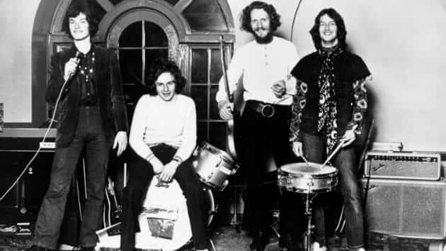 Blind Faith's self-titled 1969 studio album to be reissued on half-speed-mastered vinyl in April