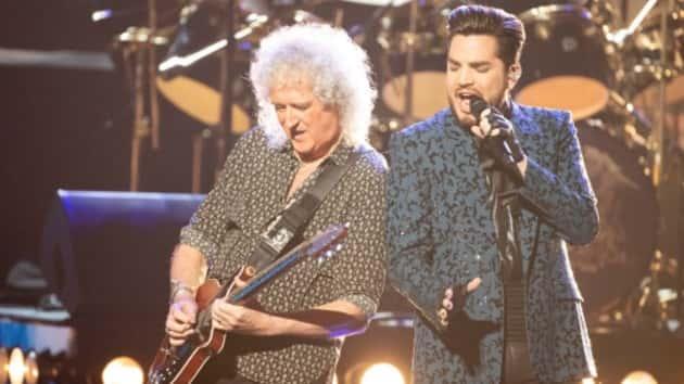 """Adam Lambert to mentor """"American Idol"""" contestants during Queen week"""