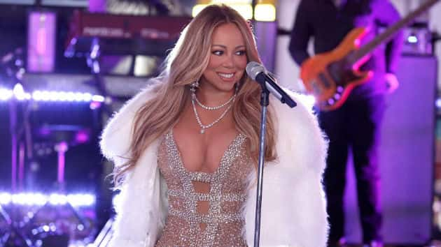 Mariah Carey receives special honor at UK's Ivor Novello Awards