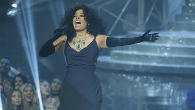 Diana Ross Launches Latest Las Vegas Residency Tonight