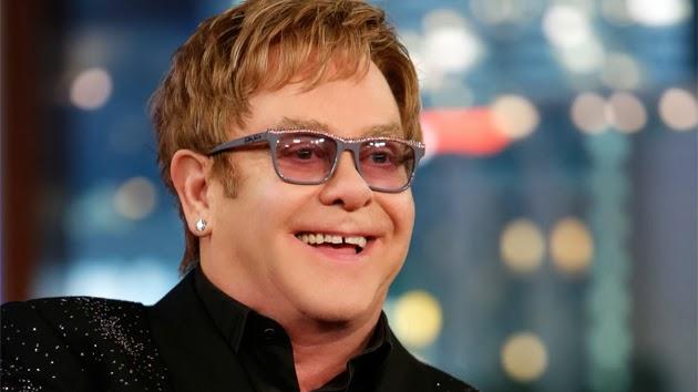 Elton John to receive France's highest civilian honor on Friday