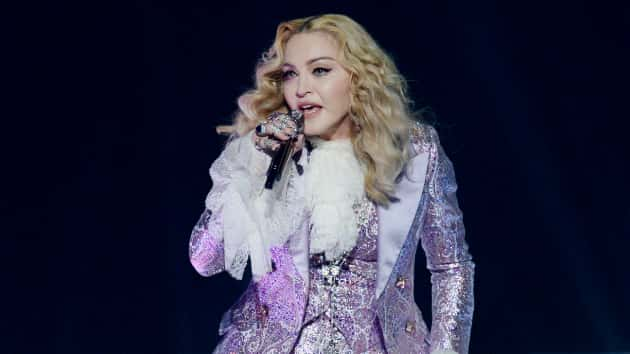 """Madonna considered running for president, then realized, """"I can't imagine a worse job"""""""
