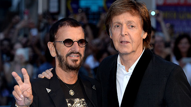 Paul McCartney wraps US tour with onstage Ringo reunion