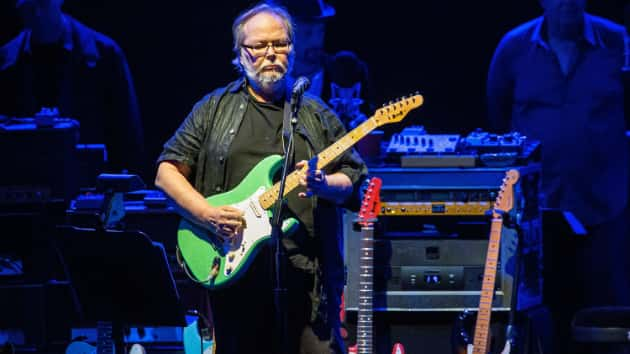 Reeling In the Gear: Late Steely Dan member Walter Becker's property to be auctioned in October
