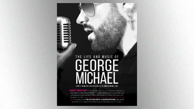George Michael's life and music inspires new touring show