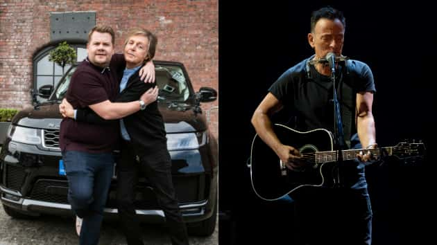 Shows featuring Paul McCartney, Bruce Springsteen nominated for multiple Emmy Awards