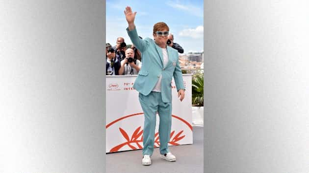 Elton John throwing star-studded charity bash in the south of France, starring Chris Martin