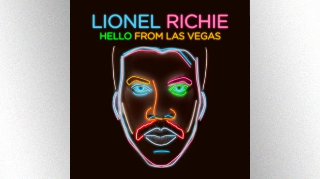 """""""Hello from Las Vegas"""": New Lionel Richie live album out today"""