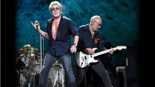 """The Who will """"do a couple"""" of new songs on the next leg of their tour, says Roger Daltrey"""