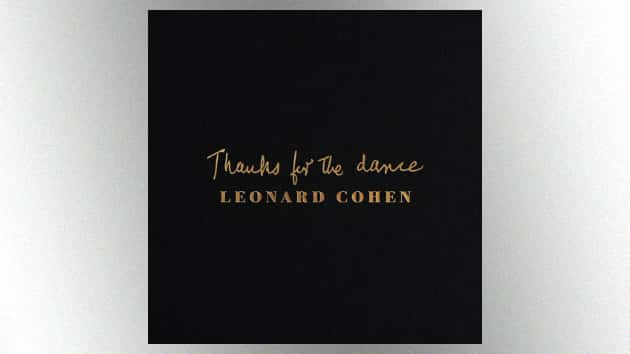 Posthumous Leonard Cohen featuring Jennifer Warnes, Beck and other guests due in November